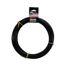 ฟิชเทปNYLON 15 M. (สีดำ)