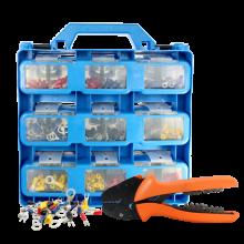Terminal Crimping Tool Kit