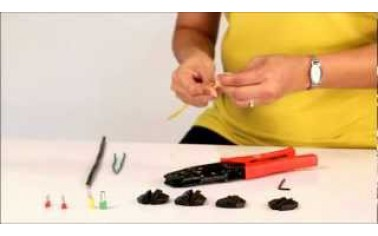 Review Crimping Tools Kit OPT LY03C-5D by cityspark